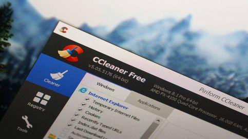 Hackean CCleaner, la 'app' más popular para 'limpiar' tu PC. ¿Hay alternativas?