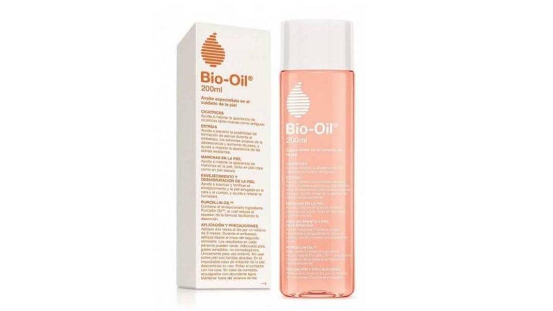 Aceite Bio-Oil.