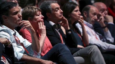Sánchez sigue cosiendo: tras comer con González, busca acercarse a Rubalcaba