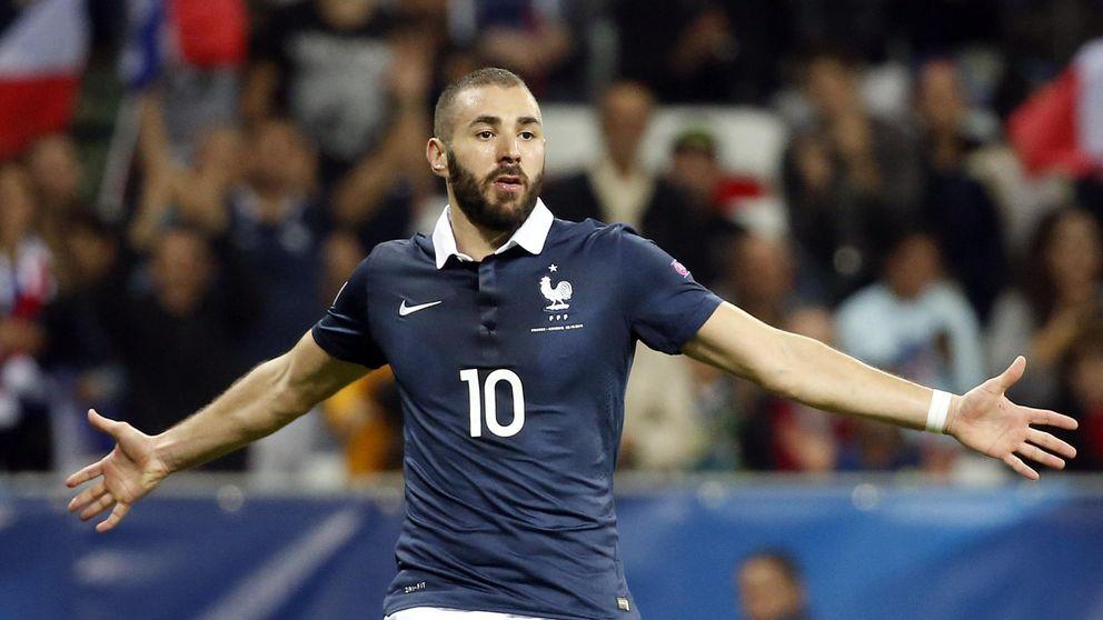 El 70% de los franceses no quiere a Karim Benzema en la Eurocopa