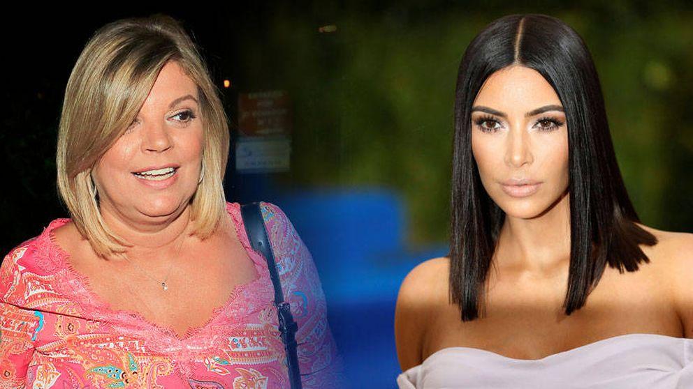 10+1 razones por las que Kim convertiría a Terelu en la nueva Kardashian