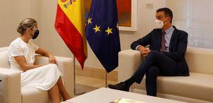 Post de Pedro Sánchez necesita resucitar a Podemos