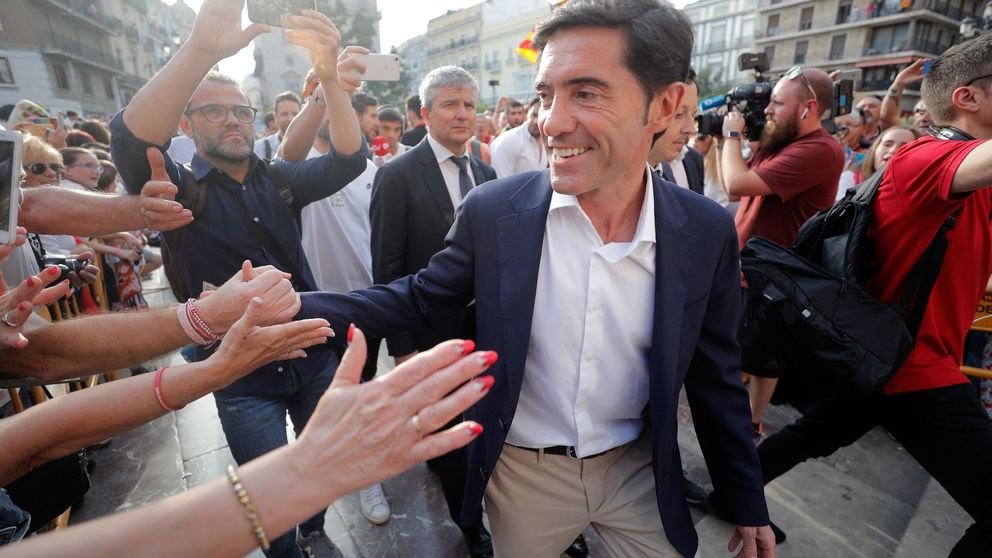 La nueva vida de Marcelino: en Valencia, con clases de inglés y visitas a su madre en Gijón