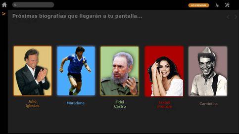 Maradona, Fidel Castro, Julio Iglesias y otras biografías que se convertirán en serie