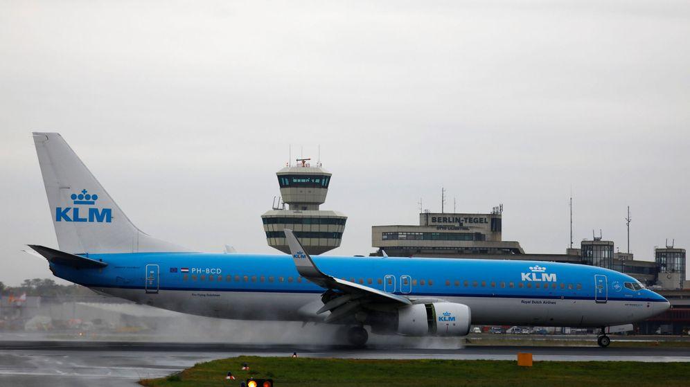 Foto: Un Boeing B737 de la compañía holandesa KLM. (Reuters)