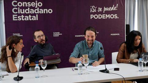 Iglesias convoca a sus líderes territoriales para reducir las fugas al partido de Errejón