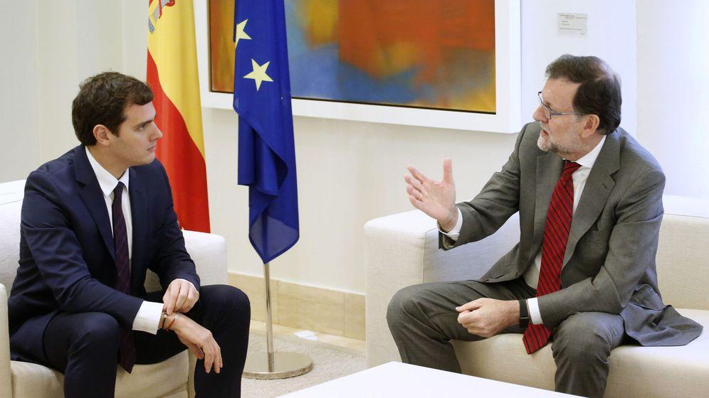 Foto: Mariano Rajoy y Albert Rivera en su último encuentro en La Moncloa. (Reuters)
