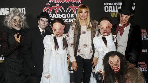 Los rostros televisivos se enfrentan a Halloween desde El Parque de Atracciones de Madrid