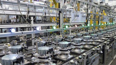 Los precios industriales se disparan un 23,6% por la energía, su mayor alza en 44 años
