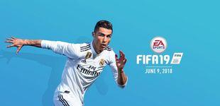Post de Cristiano Ronaldo viste la camiseta del Real Madrid... en el FIFA 19