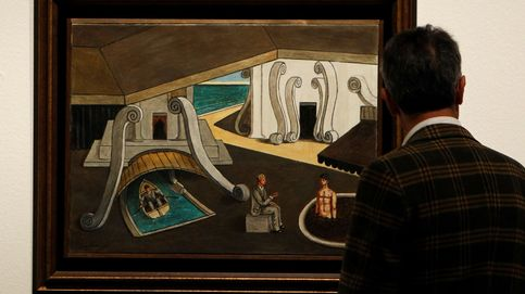 Giorgio de Chirico, entre la realidad y el sueño, llega a Caixaforum Madrid