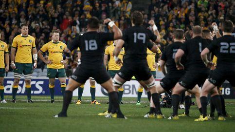 Tensión ante la final: no se puede decir 'All Blacks' en el vestuario australiano