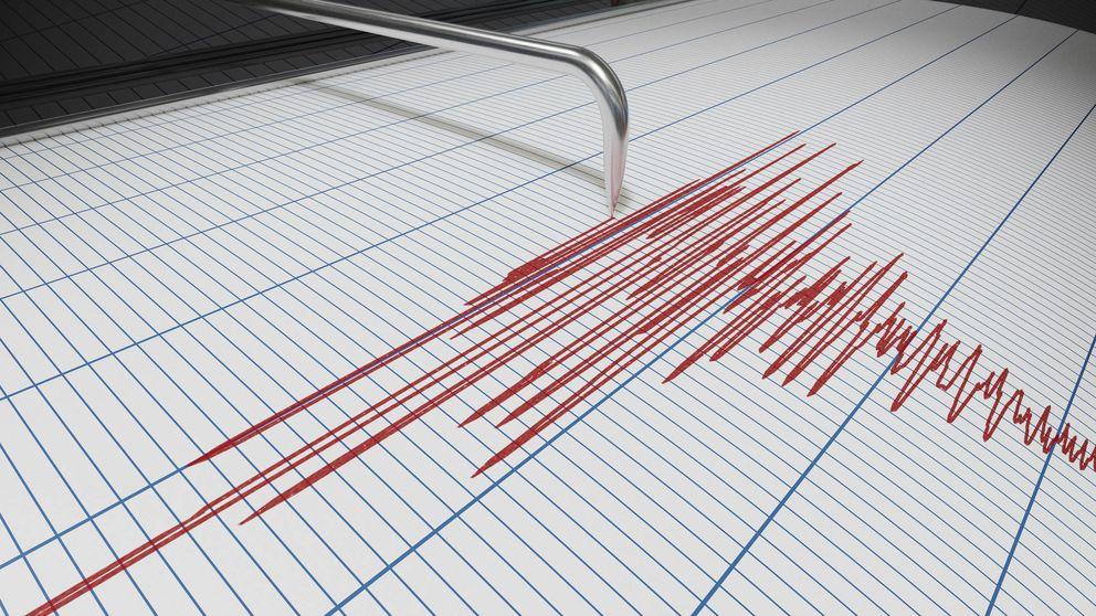 Registrado un ligero terremoto de magnitud 3.6 en la provincia de Murcia