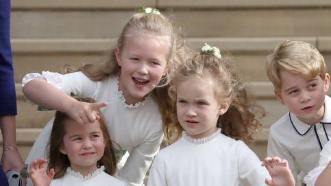 La foto más bonita de la boda de Eugenia la protagoniza Charlotte