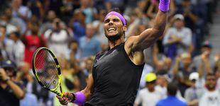 Post de Nadal domina a Cilic y jugará cuartos ante Schwartzman