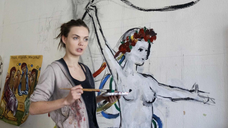 Oksana Shachko, cofundadora de Femen, se suicida a los 31 años y deja una nota