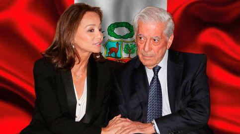 Vargas Llosa hace 'campaña' en Perú junto a su 'primera dama', Isabel Preysler