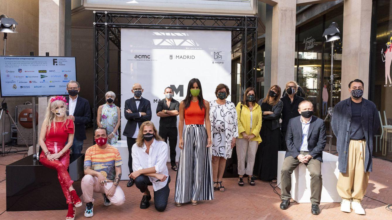Conoce Madrid es Moda, la acción que estos días pretende salvar la industria