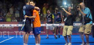 Post de El increíble punto de Sanyo y Maxi, ganadores del Mijas Open de pádel