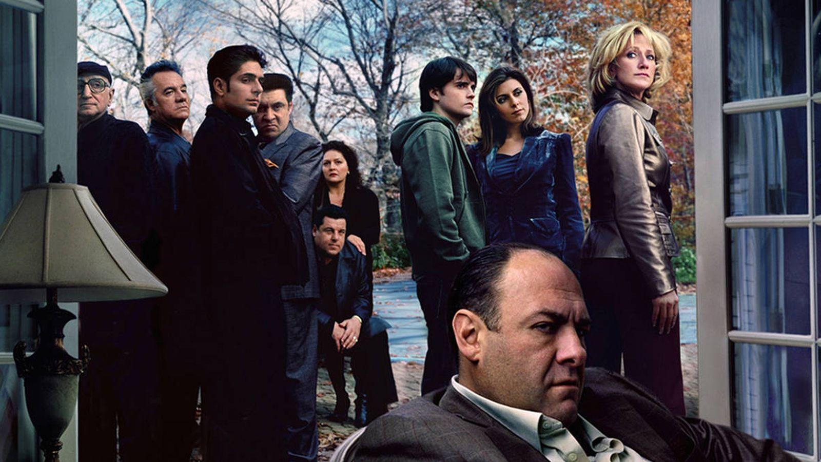 Foto: 'Los Soprano'.