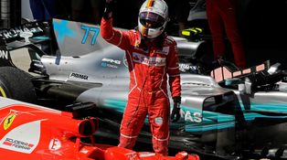 "Querido Sebastian Vettel, no te equivoques: Es el espectador, estúpido"""
