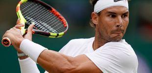 Post de Rafa Nadal - Joao Sousa, en Wimbledon: horario y dónde ver en TV y 'online'