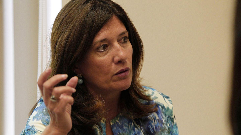La directora de la Agencia Española de Protección de Datos (AEPD), Mar España. (EFE)