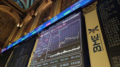 El Ibex corrige tras el 'rally' y el interés del bono a 10 años cae a mínimos históricos