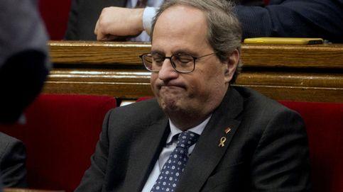 Puigdemont pide a Torra que espere unas semanas para avanzar elecciones en Cataluña