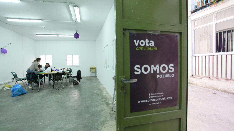 Foto: Así es el garaje de Somos Pozuelo