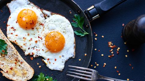 dieta de los huevos duros