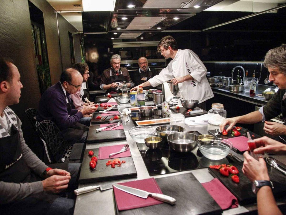 Foto: Restaurantes, cursos de cocina y todo tipo de experiencias tras la aplicación MyDS.