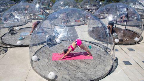 No, estar al aire libre no te salva del virus: por qué debes seguir cuidándote en el exterior