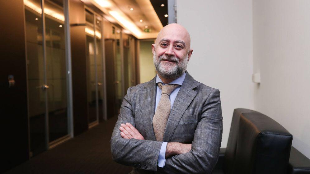 Foto: Luis Martín-Jadraque, director del centro de inversiones de Deutsche Bank