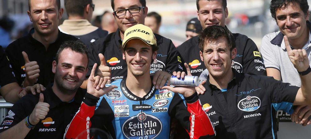 Àlex Rins vuelve a ser el mejor y se lleva la pole con récord del circuito incluido