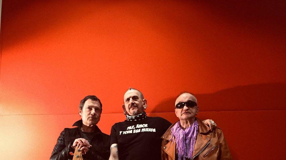 Foto: 'La Polla Records' (Facebook)