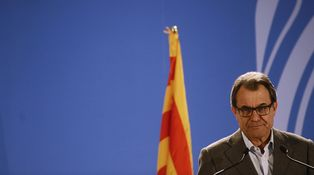 9-N: Artur Mas derrota a Rajoy