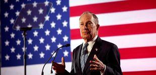 Post de Bloomberg se clasifica para el debate de Las Vegas y ya amenaza el liderazgo de Sanders