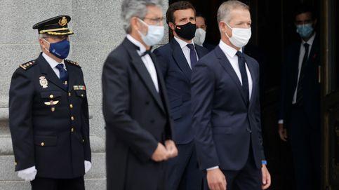 Casado exige al PSOE una garantía escrita de reforma del CGPJ para sentarse a negociar