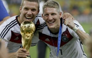 La victoria de Alemania en el Mundial atrapó a 12,7 millones