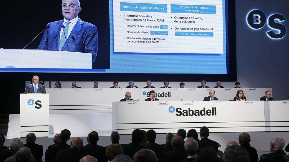 Foto: Sabadell se lanza a financiar ladrillo con 1.500 millones en nuevo crédito inmobiliario