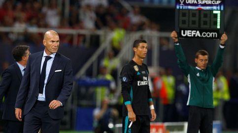 Zidane somete a Cristiano a otra capitulación
