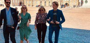 Post de Marie-Chantal Miller está en Dinamarca (y no tendrá que enfrentarse a Letizia)