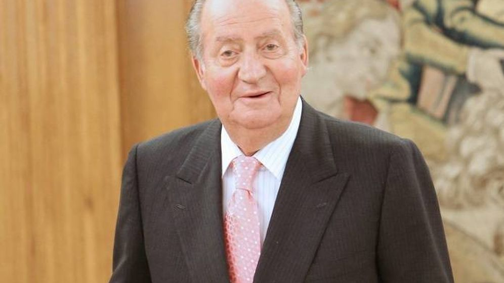Foto: El Rey emérito, en una imagen reciente. (Cordon Press)