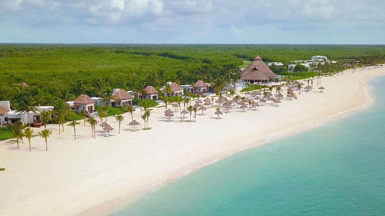 Resort Mayakobá.