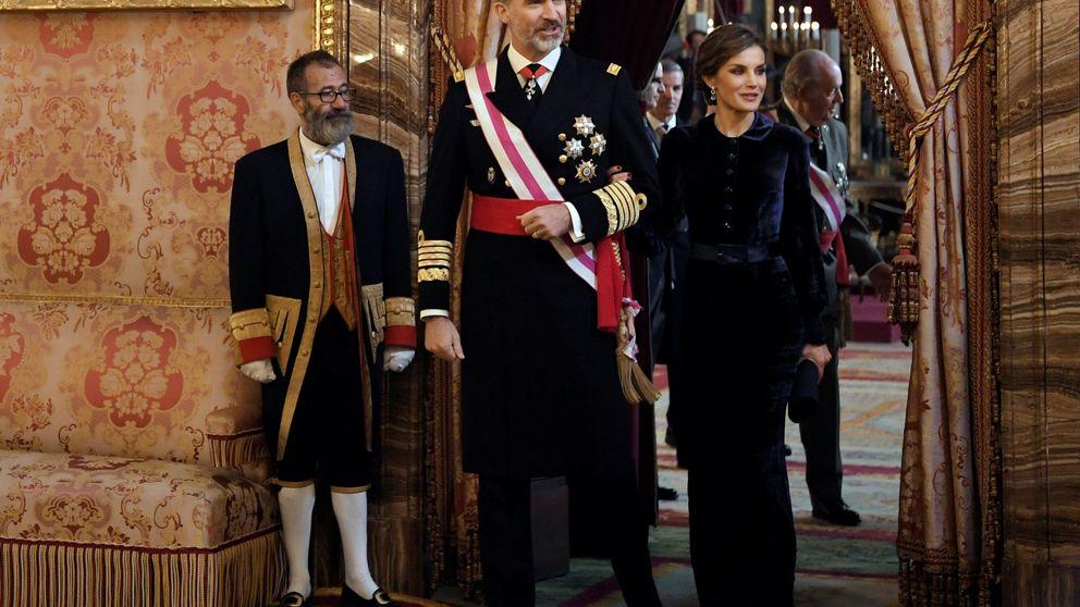 Medio siglo para el rey Felipe