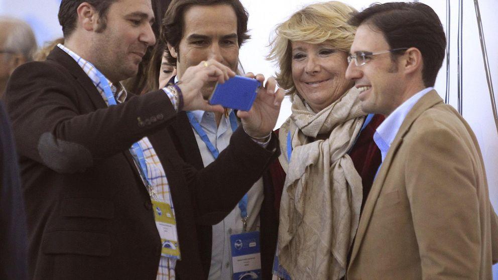 Aguirre anuncia que está dispuesta a pactar con Podemos