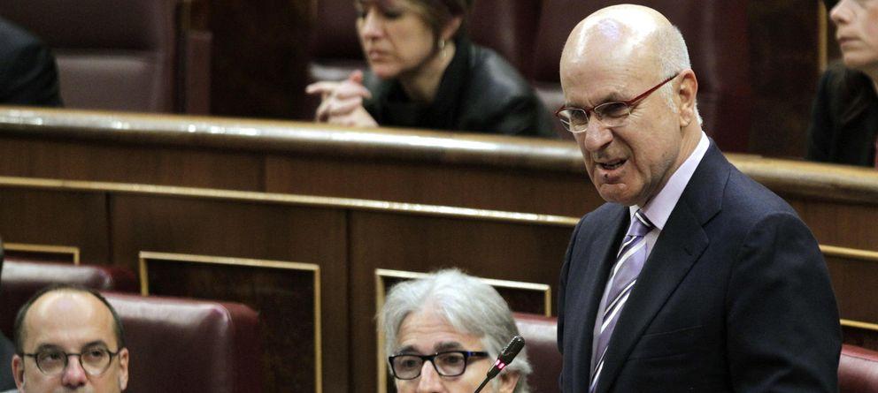 Foto: El portavoz de CiU en el Congreso, Josep Antoni Duran Lleida. (EFE)