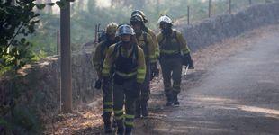Post de Cuatro incendios activos en Galicia, el mayor arrasa 200 hectáreas