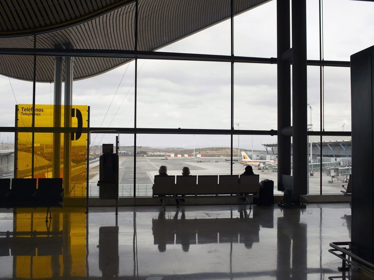 Foto: Aena pondrá en valor los terrenos alrededor de sus aeropuertos.